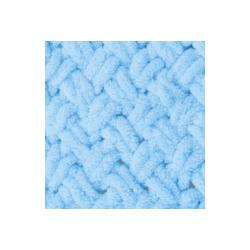 Пряжа Alize Puffy (100% микрополиэстер) 5х100г/9.5м цв.287 ярко голубой
