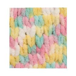 Пряжа Alize Puffy color (100% микрополиэстер) 5х100г/9м цв.5862