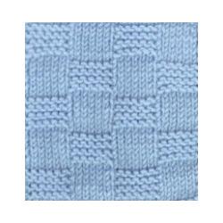 Пряжа Alize Baby Wool (20% бамбук, 40% шерсть, 40% акрил) 10х50г/175м цв.040 голубой