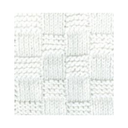 Пряжа Alize Baby Wool (20% бамбук, 40% шерсть, 40% акрил) 10х50г/175м цв.055 белый