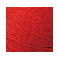 Пряжа Alize Baby Wool (20% бамбук, 40% шерсть, 40% акрил) 10х50г/175м цв.056 красный
