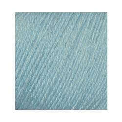 Пряжа Alize Baby Wool (20% бамбук, 40% шерсть, 40% акрил) 10х50г/175м цв.114 мята