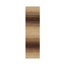 Пряжа Alize Baby Wool Batik (20% бамбук, 40% шерсть, 40% акрил) 10х50г/175м цв.3050