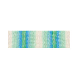Пряжа Alize Baby Wool Batik (20% бамбук, 40% шерсть, 40% акрил) 10х50г/175м цв.4389
