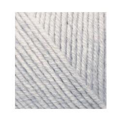 Пряжа Alize Cashmira (100% шерсть) 5х100г/300м цв.684 пепельный меланж