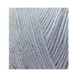 Пряжа Alize Cashmira (100% шерсть) 5х100г/300м цв.052 св.серый