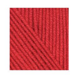 Пряжа Alize Cashmira (100% шерсть) 5х100г/300м цв.056 красный