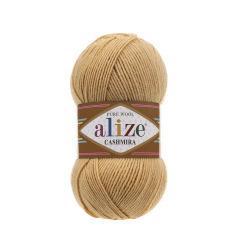 Пряжа Alize Cashmira (100% шерсть) 5х100г/300м цв.097 каштановый