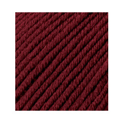 Пряжа Alize Merino Royal (100% шерсть) 10х50г/100м цв.323 винный