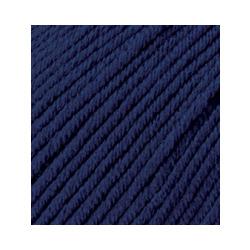 Пряжа Alize Merino Royal (100% шерсть) 10х50г/100м цв.058 т.синий
