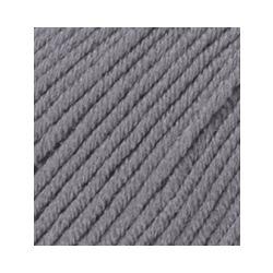 Пряжа Alize Merino Royal (100% шерсть) 10х50г/100м цв.087 т.серый