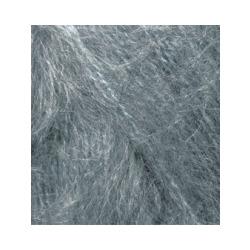 Пряжа Alize Mohair classic (25% мохер, 24% шерсть, 51% акрил) 5х100г/200м цв.412 серый меланж