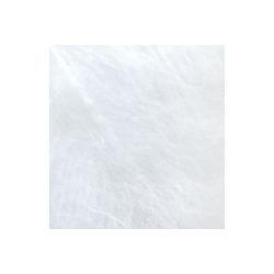 Пряжа Alize Mohair classic (25% мохер, 24% шерсть, 51% акрил) 5х100г/200м цв.055 белый
