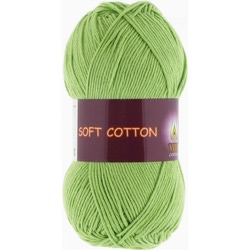 Пряжа Vita Cotton Soft Cotton 1805