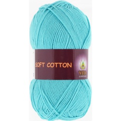 Пряжа Vita Cotton Soft Cotton 1809