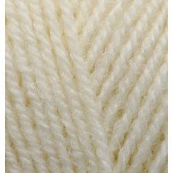 Пряжа Alize Alpaca Royal (30% альпака, 15% шерсть, 55% акрил) 5х100г/280м цв.001 кремовый