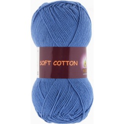 Пряжа Vita Cotton Soft Cotton 1810