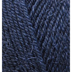 Пряжа Alize Alpaca Royal (30% альпака, 15% шерсть, 55% акрил) 5х100г/280м цв.058 т.синий