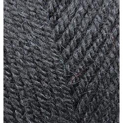 Пряжа Alize Alpaca Royal (30% альпака, 15% шерсть, 55% акрил) 5х100г/280м цв.060 черный