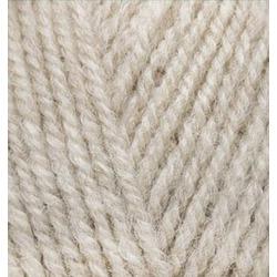 Пряжа Alize Alpaca Royal (30% альпака, 15% шерсть, 55% акрил) 5х100г/280м цв.152 бежевый меланж