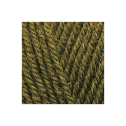 Пряжа Alize Alpaca Royal (30% альпака, 15% шерсть, 55% акрил) 5х100г/280м цв.233 оливковый зеленый