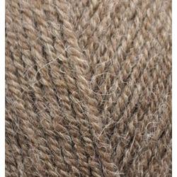 Пряжа Alize Alpaca Royal (30% альпака, 15% шерсть, 55% акрил) 5х100г/280м цв.688 кофе с молоком