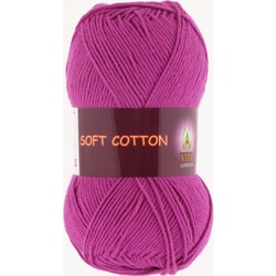 Пряжа Vita Cotton Soft Cotton 1814