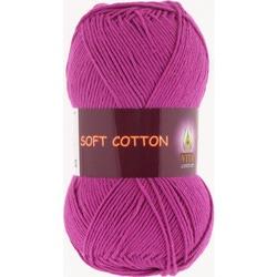 Пряжа Vita Cotton Soft Cotton 1814