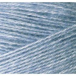 Пряжа Alize Angora Gold (20% шерсть, 80% акрил) 5х100г/550м цв.221 светлый джинс