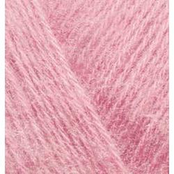 Пряжа Alize Angora Gold (20% шерсть, 80% акрил) 5х100г/550м цв.295 розовый