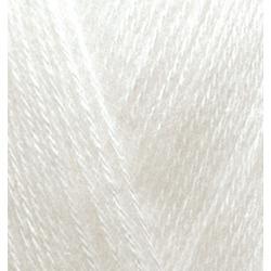 Пряжа Alize Angora Gold (20% шерсть, 80% акрил) 5х100г/550м цв.450 жемчужный