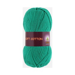 Пряжа Vita Cotton Soft Cotton 1819