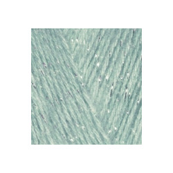 Пряжа Alize Angora Gold Simli (5% металлик, 20% шерсть, 75% акрил) 5х100г/500м цв.515 миндаль