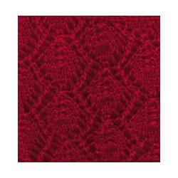 Пряжа Alize Angora Real 40 (40% шерсть, 60% акрил) 5х100г/480м цв.056 красный