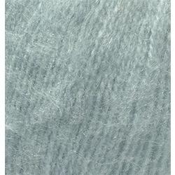 Пряжа Alize Angora Real 40 (40% шерсть, 60% акрил) 5х100г/480м цв.114 светлая мята