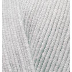 Пряжа Alize Cotton gold (55% хлопок, 45% акрил) 5х100г/330м цв.021 св.серый