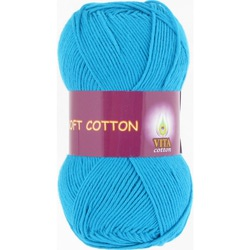 Пряжа Vita Cotton Soft Cotton 1823