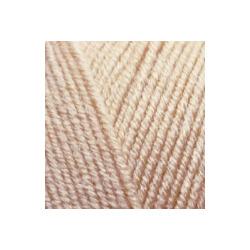Пряжа Alize Cotton gold (55% хлопок, 45% акрил) 5х100г/330м цв.262 бежевый