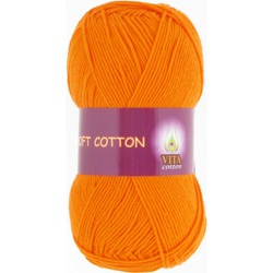 Пряжа Vita Cotton Soft Cotton 1825