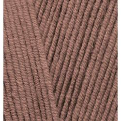 Пряжа Alize Cotton gold (55% хлопок, 45% акрил) 5х100г/330м цв.493 кориченевый