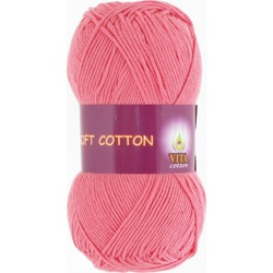 Пряжа Vita Cotton Soft Cotton 1826