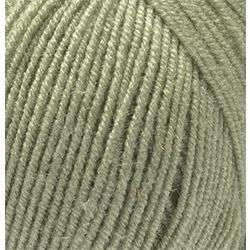 Пряжа Alize Superlana klasik (25% шерсть, 75% акрил) 5х100г/280м цв.138 зеленый миндаль