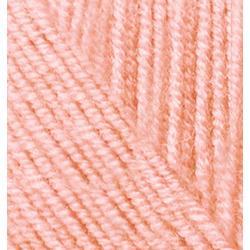 Пряжа Alize Superlana klasik (25% шерсть, 75% акрил) 5х100г/280м цв.363 нежная роза