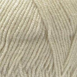 Пряжа Alize Superlana klasik (25% шерсть, 75% акрил) 5х100г/280м цв.599 слоновая кость