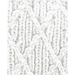 Пряжа Alize Superlana maxi (25% шерсть, 75% акрил) 5х100г/100м цв.055 белый