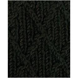 Пряжа Alize Superlana maxi (25% шерсть, 75% акрил) 5х100г/100м цв.060 черный