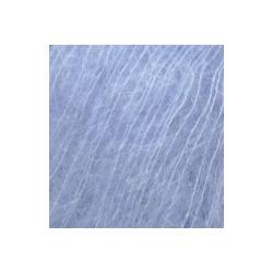 Пряжа Alize Kid Royal (62% кид мохер, 38% полиамид) 5х50г/500м цв.040 голубой