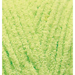 Пряжа Alize Softy (100% микрополиэстер) 5х50г/115м цв.041 ментол