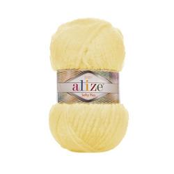 Пряжа Alize Softy Plus (100% микрополиэстер) 5х100г/120м цв.013 желтый