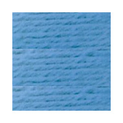 Пряжа ПНК им. Кирова Ирис (100% хлопок) 20х25г/150м цв.3106 ярк.голубой